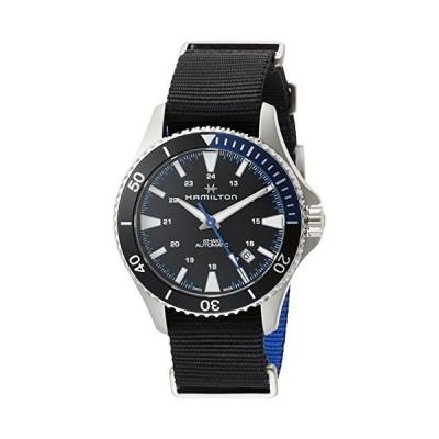 [ハミルトン] 腕時計 機械式自動巻 H82315931 メンズ 正規輸入品 ブラック