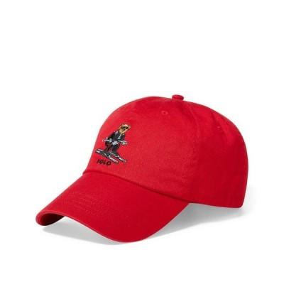 帽子 キャップ スキー Polo ベア チノ キャップ