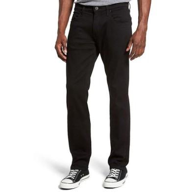 ペイジ メンズ デニムパンツ ボトムス Federal Straight Slim Fit Jeans in Midnight Oil