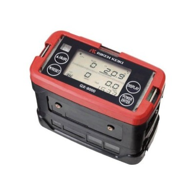 理研 ポータブルマルチガスモニター GX-8000 TYPE-F HC 0