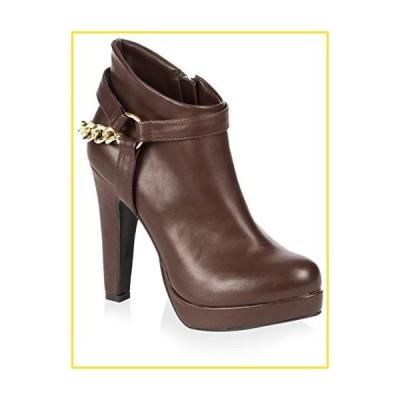 新品Gc Shoes Women's Roxy Ankle Boot, Brown, 6 M US並行輸入品