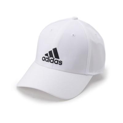 WORLD ONLINE STORE SELECT / 【adidas/アディダス】 ロゴ刺しゅうキャップ KIDS 帽子 > キャップ