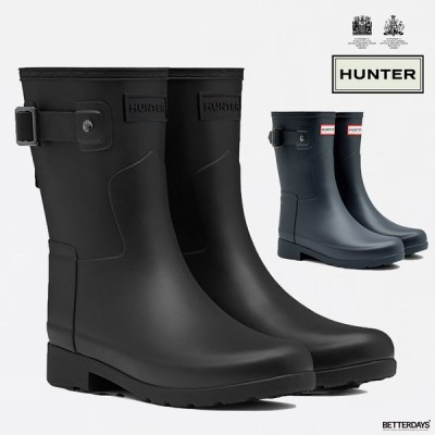 ハンター  ショートブーツ レディース オリジナル リファインド  長靴 22cm-27cm HUNTER WOMEN'S  ウィメンズ   靴 国内正規販売店