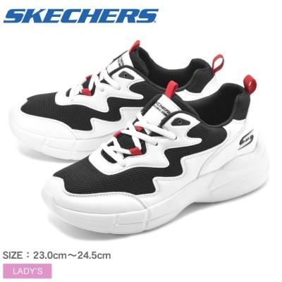 SKECHERS スケッチャーズ スニーカー ボブス プリモ ポップサイクル 33122 レディース 靴 白 ブランド