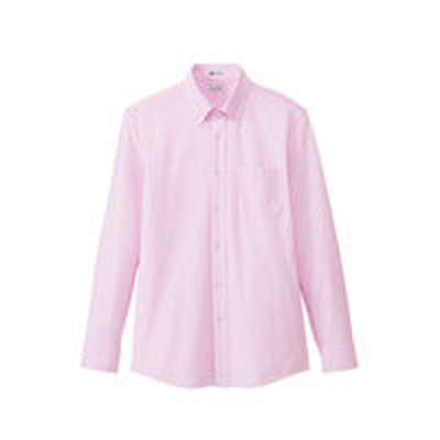 ボンマックスボンマックス メンズニット吸汗速乾長袖シャツ ピンク L FB5028M-9-L(直送品)