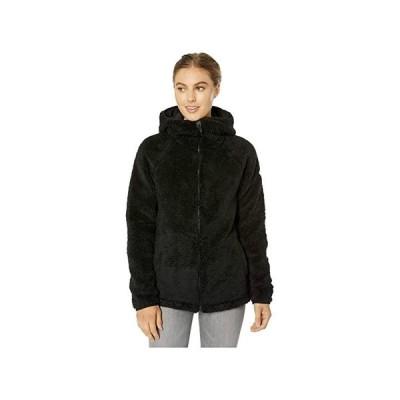 バートン Lynx Full Zip Fleece レディース コート アウター True Black 1