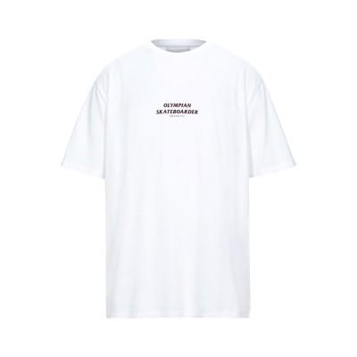 ニール・バレット NEIL BARRETT T シャツ ホワイト M コットン 100% T シャツ