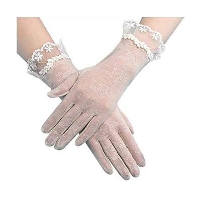 手袋 レディース 五本指 紫外線防止 薄手 柔らかい グローブ タッチパ対応 春夏