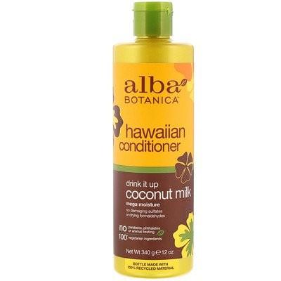 ハワイアンコンディショナー、Drink It Up (ドリンクイットアップ)ココナッツミルク、340g(12oz)