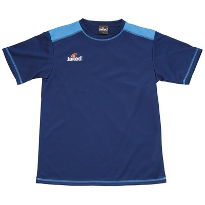 Jaked ジャケッド 水泳 競泳 スイミング 水球 Tシャツ 830037 ネイビー