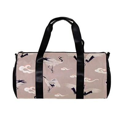 Sports Bag for Men and Women Gym Fitness and Travel Overnight Package Barre