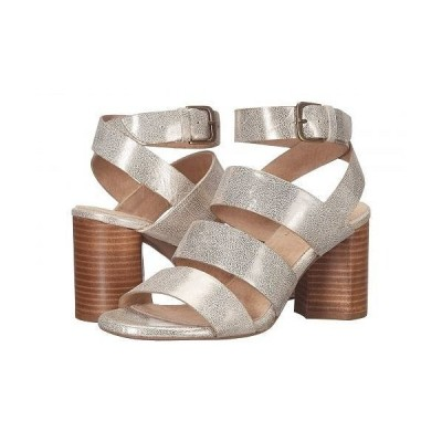 Seychelles セイシェルズ レディース 女性用 シューズ 靴 ヒール Antiques - Platinum Metallic