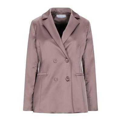 カオス KAOS テーラードジャケット ブラウン 44 ポリエステル 97% / ポリウレタン 3% テーラードジャケット