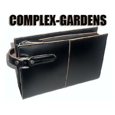 青木鞄 コンプレックスガーデンズ [COMPLEX GARDENS] 枯淡(コタン) セカンドバッグM  3680 aoki08