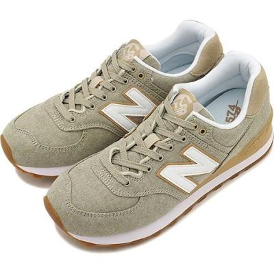 ニューバランス newbalance ML574 メンズ レディース スニーカー 靴 STC BEIGE/HEMP ベージュ系  ML574STC SU19