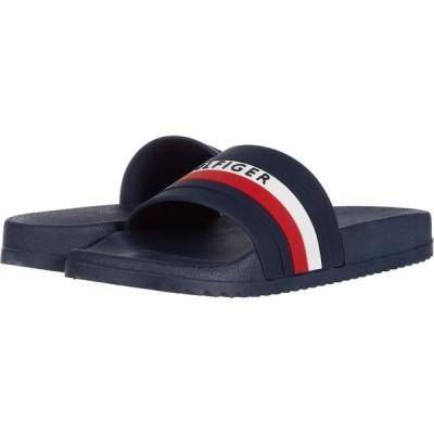 トミー ヒルフィガー Tommy Hilfiger メンズ サンダル シューズ・靴 Riker Navy