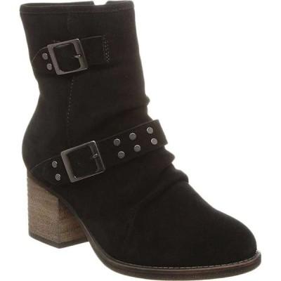 ベアパウ Bearpaw レディース ブーツ シューズ・靴 Amethyst Boot Black II