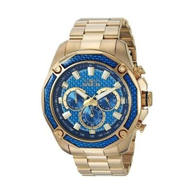 腕時計 インヴィクタ インビクタ 22805 Invicta Men's Aviator Quartz Watch with Stainless-Steel Str