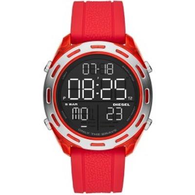 DIESEL ディーゼル 腕時計 DZ1900 メンズ CRUSHER クラッシャー