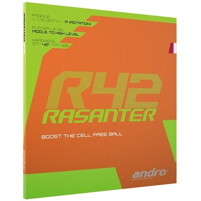 ラザンター R42 112287-BK 卓球 BLACK 1.7 送料無料