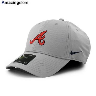 ナイキ アトランタ ブレーブス 【MLB LEGACY91 LOGO STRAPBACK CAP L91/GREY】 NIKE ATLANTA BRAVES