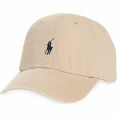 ラルフ ローレン POLO RALPH LAUREN メンズ キャップ 帽子 Classic Sport Baseball Cap Nubuck/Relay Blue