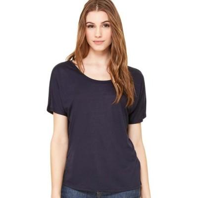 レディース 衣類 トップス Bella + Canvas Women's Slouchy T-Shirt - B8816 Tシャツ