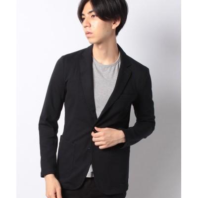 【オフプライス イーシー】 マイクロカノコカットジャケット メンズ ネイビー S offprice.ec
