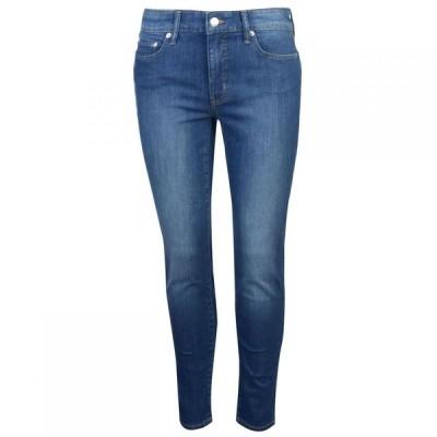 ラルフ ローレン Lauren by Ralph Lauren レディース ジーンズ・デニム ボトムス・パンツ Premium Ankle 5 Pocket Jeans Eden Wash