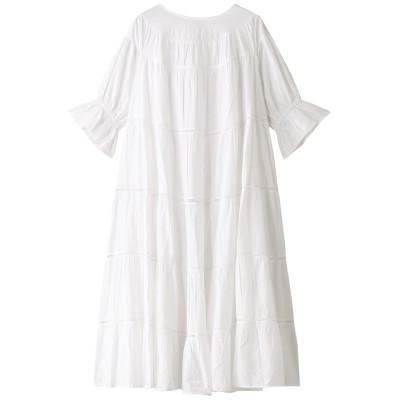 Merlette マーレット PARADISEドレス レディース ホワイト XS