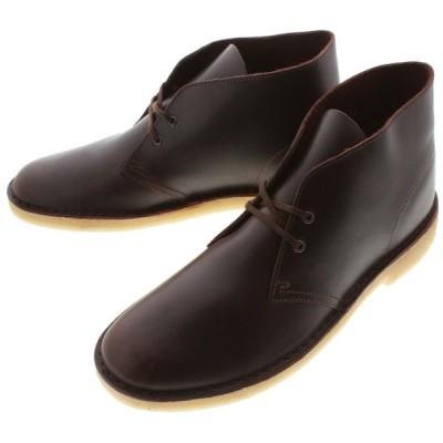 クラークス Clarks メンズ 靴 デザートブーツ DESERT BOOT チェスナットレザー 050J-RDBR