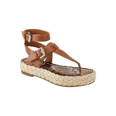 レディース シューズ  Sigerson Morrison Jabel Leather Sandal
