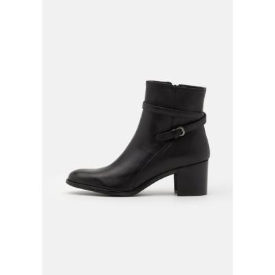 デューンロンドン ブーツ&レインブーツ レディース シューズ PATTI - Classic ankle boots - black