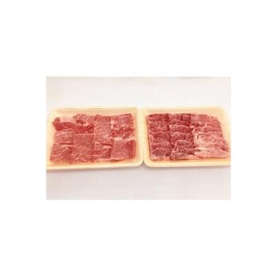 北九州市 ふるさと納税 関門和牛 焼肉セット(肩ロース肉・赤身肉 計1kg) ST44-S30