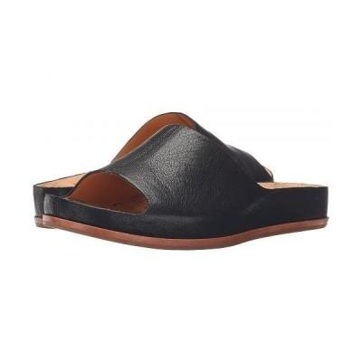 Kork-Ease コークイーズ レディース 女性用 シューズ 靴 サンダル Tutsi - Black