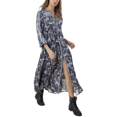 ヘイルボブ ワンピース トップス レディース Hale Bob Midi Dress Colorful femininity with a nod to Boho style.