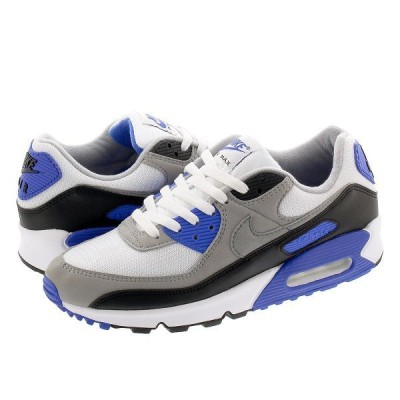 NIKE AIR MAX 90 【30TH ANNIVERSARY】 ナイキ エア マックス 90 WHITE/PARTICLE GREY/HYPER ROYAL cd0881-102