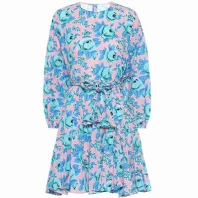 ロードリゾート RHODE レディース ワンピース ワンピース・ドレス Ella floral cotton minidress Pop Floral