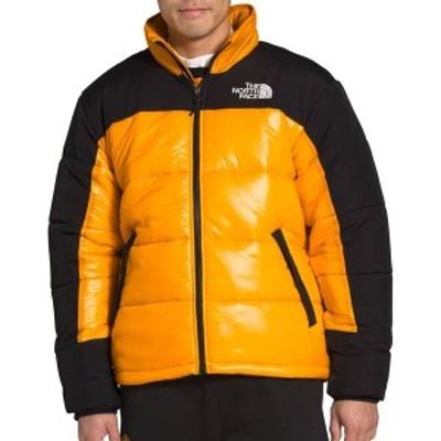 ノースフェイス メンズ ジャケット・ブルゾン アウター The North Face Men's Himalayan Insulated Jacket Summit Gold/Tnf Black