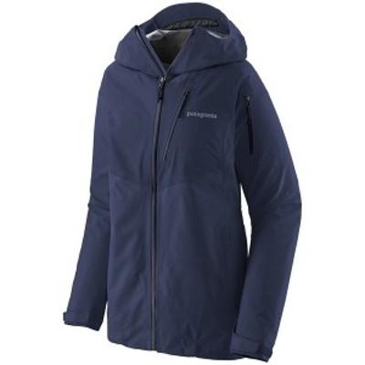 パタゴニア レディース ジャケット・ブルゾン アウター Patagonia Snowdrifter Jacket - Women's Classic Navy