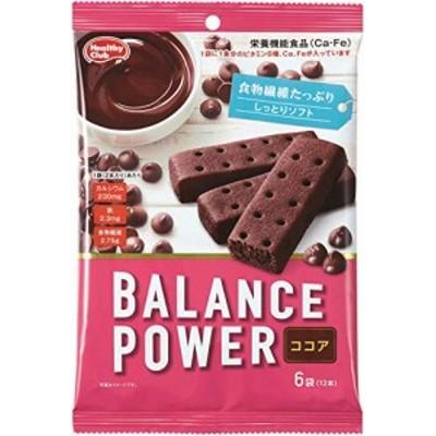 【新品】ハマダコンフェクト バランスパワー ココア 6袋(12本入)5個