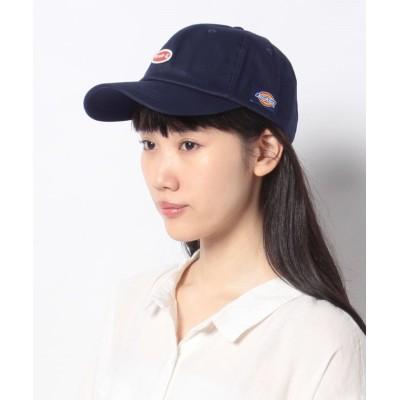 (Dickies/ディッキーズ)KATAKANA LOW CAP/ユニセックス ネイビー
