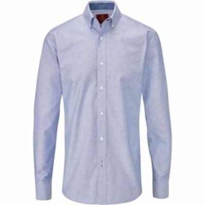 スコープス Skopes メンズ シャツ トップス Cotton Casual Shirts Blue