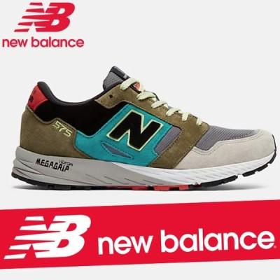 ニューバランス スニーカー シューズ メンズ ピッグスキン メッシュ MTL575 Made in UK 靴 MTL575ST 新作
