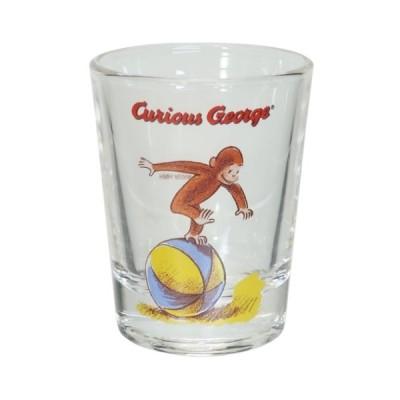 ショットグラス ミニグラス クラシックジョージ ボール おさるのジョージ サンアート
