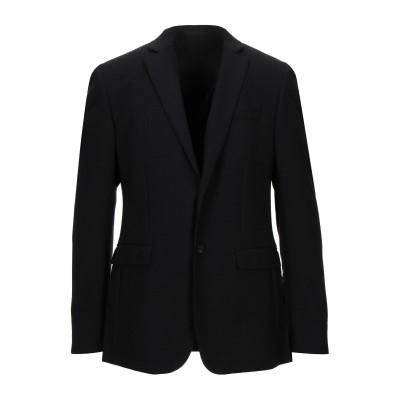 LAB. PAL ZILERI テーラードジャケット ブラック 52 ウール 98% / ポリウレタン 2% テーラードジャケット