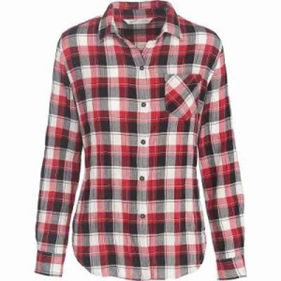 ウールリッチ ブラウス・シャツ Woolrich Kanan Eco Rich Lightweight Shirt Old Red