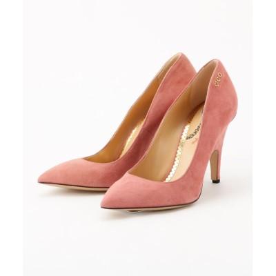 OFF PRICE STORE(Fashion Goods)(オフプライスストア(ファッショングッズ)) Charlotte Olympia スエードヒールパンプス