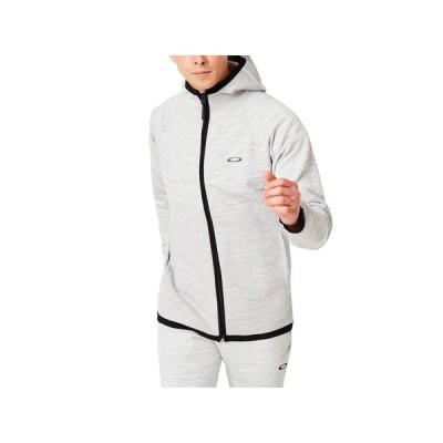 オークリー OAKLEY 3Rd-G O Fit Flexible Jacket メンズ 秋 冬 グレー 灰色 スポーツ トレーニング パーカー ジャケット 434478JP-28B