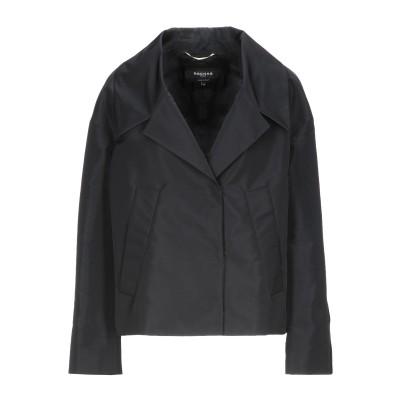 ロシャス ROCHAS テーラードジャケット ブラック 40 ポリエステル 100% テーラードジャケット